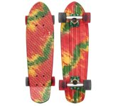 GLOBE BANTAM GRAPHIC rasta/fire