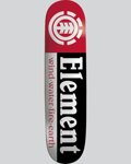 ELEMENT doska SECTION BLACK 7,75