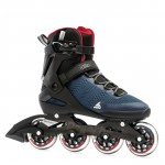 ROLLERBLADE SPARK 84 dark denim / jester red