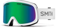 SMITH okuliare Range white/Green Sol-x Mirror