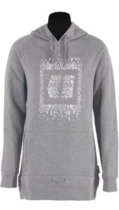 Armada Mikina PARKER PULLOVER heather grey