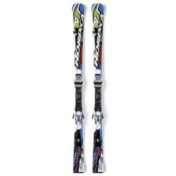 NORDICA Lyže DOBERMANN SPITFIRE EVO EDT blue/white