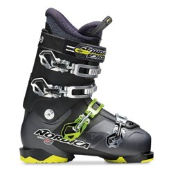 NORDICA Lyžiarky NRGY H4 anthracite/lime