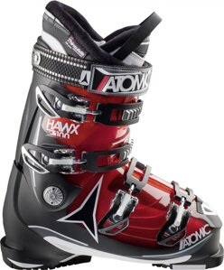 Atomic Lyžiarky HAWX 2.0 100 transparent red/black