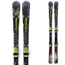 NORDICA Lyže FIRE ARROW 74 EDT purple/green