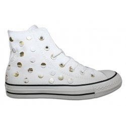 CONVERSE Tenisky Chuck Taylor All Star HI white