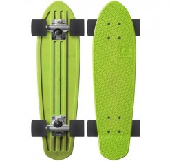 GLOBE BANTAM RETRO RIPPERS lime/raw/black