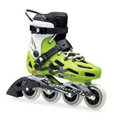 ROLLERBLADE MAXXUM 84 acid green/white