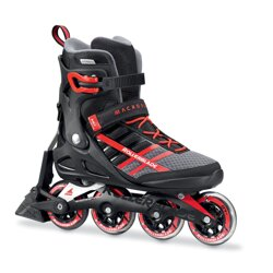 ROLLERBLADE MACROBLADE 84 ABT black/red