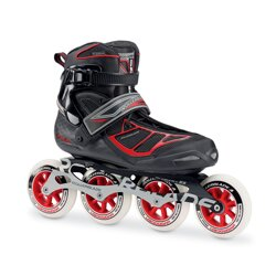 ROLLERBLADE TEMPEST 100 C black/red