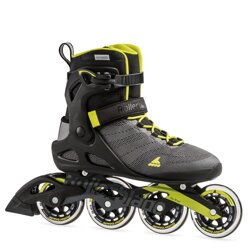 Rollerblade SIRIO 90 antracite/lime