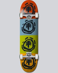ELEMENT FOS QUADRANT 7.5 SKATEBOARD COMPLETE