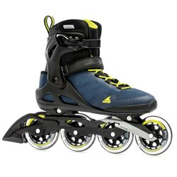 ROLLERBLADE SIRIO 90 denim blue / lime
