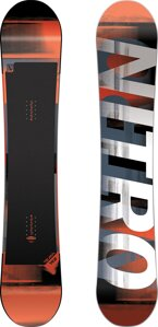 Nitro Snowboard TEAM GULLWING