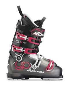 NORDICA GPX 105W tr.black/raspberry