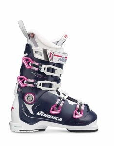 NORDICA Speedmachine 105W white/dark purple/fuchsia