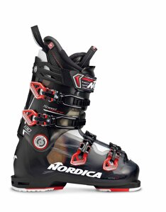NORDICA Speedmachine 130 Carbon black/tr.black/red