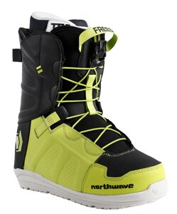 Northwave Topánky FREEDOM SL lime/black