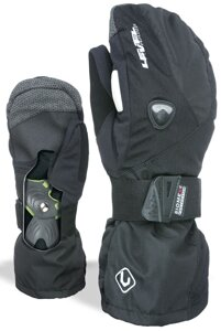 LEVEL rukavice FLY mitt black