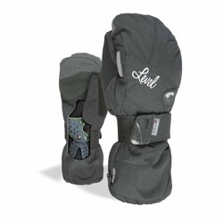 LEVEL rukavice HALF-PIPE mitt Gore-tex black W