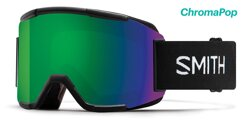 SMITH okuliare SQUAD black/ChromaPop Sun Green Mirror