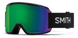 SMITH okuliare SQUAD black/Green Sol-x Mirror