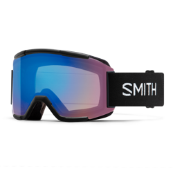 SMITH okuliare SQUAD black / ChromaPop PhotoChromic Rose Flash