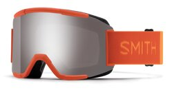 SMITH okuliare SQUAD Burnt Orange / ChromaPop Sun Platinum Mirror