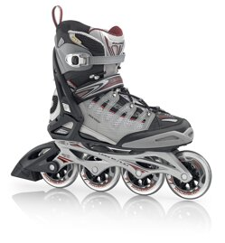 ROLLERBLADE CROSSFIRE 90 MX red/black/silver