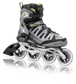 ROLLERBLADE CROSSFIRE 90 black/yellow